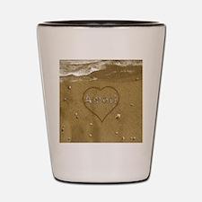 Amari Beach Love Shot Glass
