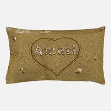 Amari Beach Love Pillow Case