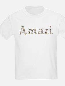 Amari Seashells T-Shirt