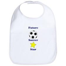 Soccer Baby Bib