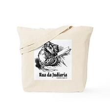 Rua da Judiaria Tote Bag
