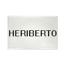 Heriberto Digital Name Design Magnets