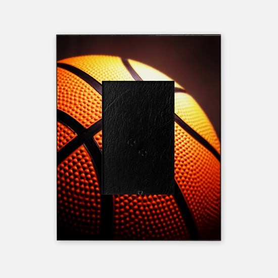 Basketball Ball Picture Frame