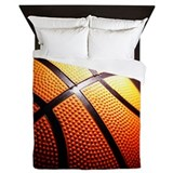 Basketball ball Queen Duvet Covers