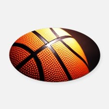 Basketball Ball Car Magnets Personalized Basketball Ball Magnetic - Custom basketball car magnets