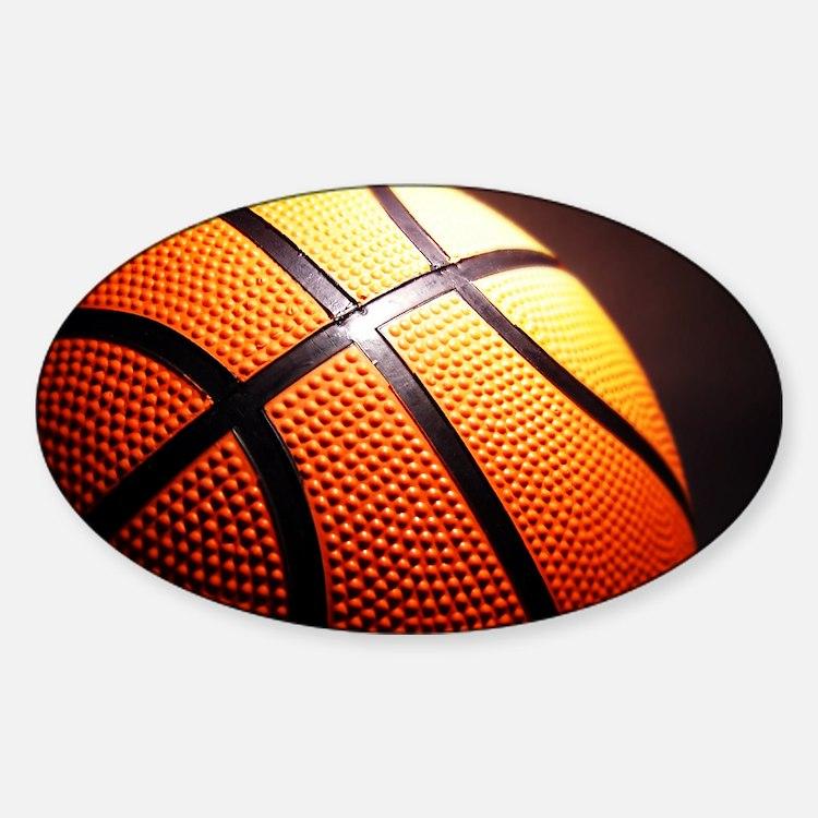 Basketball Ball Decal