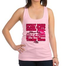 Suck it up, Princess. Trucker Wives. Racerback Tan