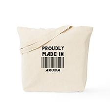 Proud Arubain Tote Bag