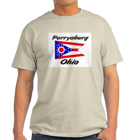 Perrysburg Ohio Light T-Shirt