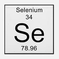 34. Selenium Tile Coaster