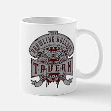 Brawling Bulldog Tavern Mugs