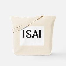 Isai Digital Name Design Tote Bag