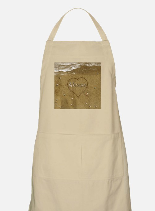 Alexus Beach Love Apron