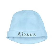 Alexus Seashells baby hat