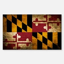 Cute Maryland Decal