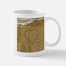Alexia Beach Love Mug