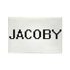Jacoby Digital Name Design Magnets
