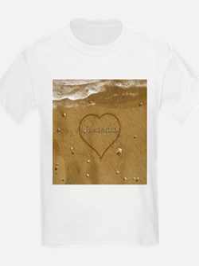 Alexandra Beach Love T-Shirt