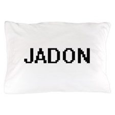 Jadon Digital Name Design Pillow Case