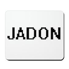 Jadon Digital Name Design Mousepad