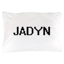 Jadyn Digital Name Design Pillow Case