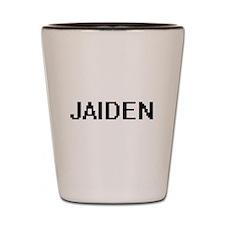 Jaiden Digital Name Design Shot Glass