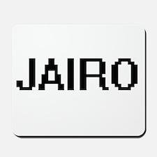 Jairo Digital Name Design Mousepad