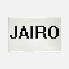 Jairo Digital Name Design Magnets