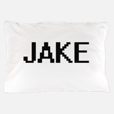 Jake Digital Name Design Pillow Case
