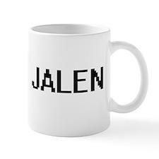 Jalen Digital Name Design Mugs