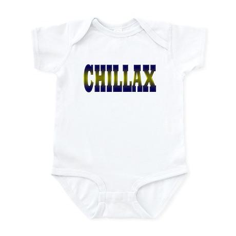 Chillax Infant Bodysuit