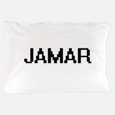 Jamar Digital Name Design Pillow Case