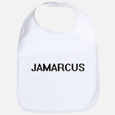 Jamarcus Digital Name Design Bib
