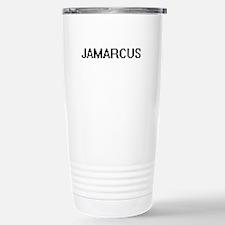 Jamarcus Digital Name D Travel Mug