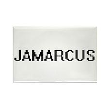 Jamarcus Digital Name Design Magnets