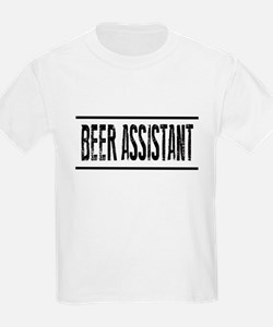 BEER ASSISTANT (reverse) T-Shirt