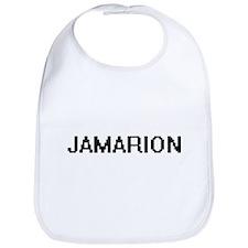 Jamarion Digital Name Design Bib