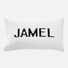Jamel Digital Name Design Pillow Case