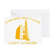Cornish Last Longer Greeting Card