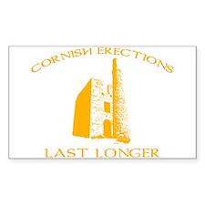 Cornish Last Longer Decal