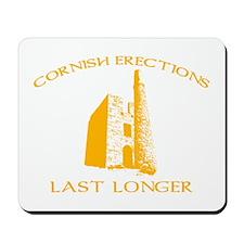 Cornish Last Longer Mousepad