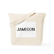Jamison Digital Name Design Tote Bag