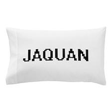 Jaquan Digital Name Design Pillow Case