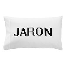 Jaron Digital Name Design Pillow Case