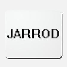 Jarrod Digital Name Design Mousepad