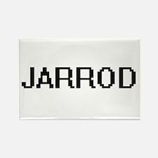 Jarrod Digital Name Design Magnets