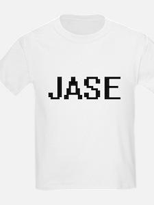 Jase Digital Name Design T-Shirt