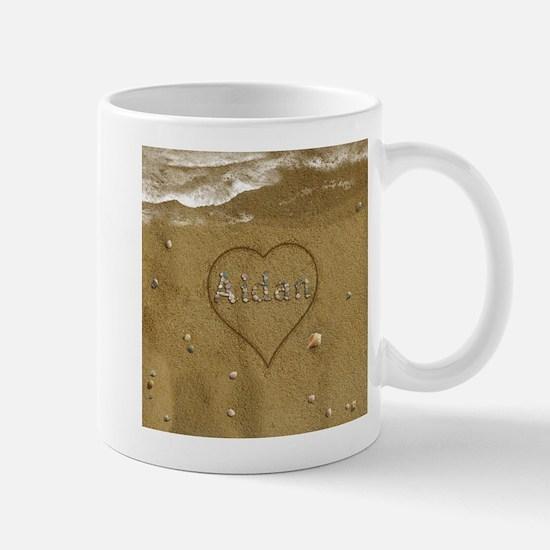 Aidan Beach Love Mug