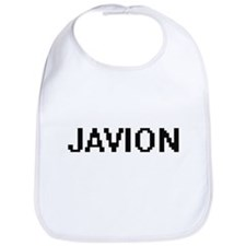 Javion Digital Name Design Bib