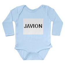 Javion Digital Name Design Body Suit